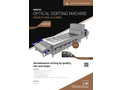Newtec Celox - Model P-UHD - Optical Sorting Machine Brochure