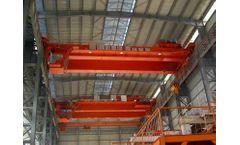 30-Ton Overhead Cranes Make Seemingly Impossible Tasks Possible
