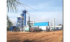 Determing The Best Intermittent Type Asphalt Plant To Your Business