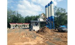 Various Benefits And Features Of Any Ready Mix Concrete Plant