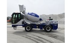 Self Loading Concrete Mixers - Basic Information To Assist You Make the Best Investment