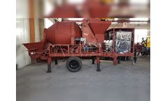 Ready Mix Concrete Pump Feature Considerations
