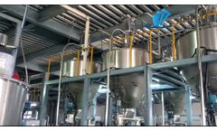 Powder/Granules Vacuum Conveying System-JUBAO Intelligent - Video