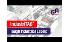 IndustriTAG – Tough Labels for Demanding Environments - Video