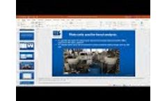 Toxicity of pulp and paper wastewater - Video