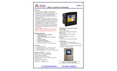 Zephyr - Model 2 - Touchscreen Monitoring Console - Brochure