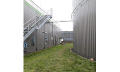 Biovoima - Biogas Plant