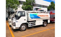 Brand New Isuzu 120HP 5cbm Fuel Dispenser Truck 5t Diesel Refueller Tanker Haiti for Sale