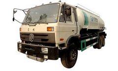 Chengli - 10 Wheel Vacuum Sewage Truck
