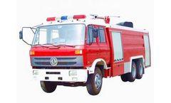 Dongfeng - 10 Wheel 12 Ton Water Tank Fire Fighting Truck