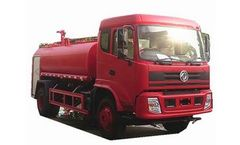 Dongfeng - Model 4WD - 4x4 Fire Water Truck