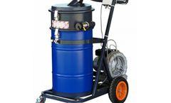 Dirt Eater - Portable Cyclonic Vacuum
