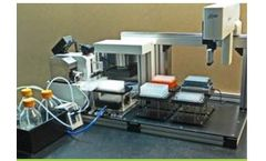 Hudson-Robotics - DNA Extraction Workstation (DNA, RNA and Proteins)