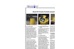 Model PST - Portable Peristaltic Fluid Samplers Brochure