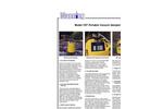 Model VST - Portable Vacuum Fluid Samplers Brochure