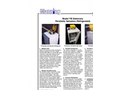 Model YB - Stationary Peristaltic Fluid Samplers Brochure