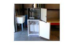 Model S-5200 - Stationary Vacuum Fluid Samplers