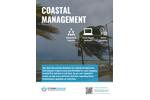 Cloud-Based Software for Coastal Management Brochure