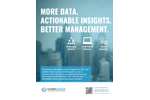 Cloud-Based Software for More Data Actionable Insights Better Management Brochure