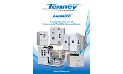 Tenney - Fast Change Rate Chambers - Brochure