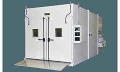 Tenney - Walk-In Environmental Test Chamber