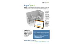 AquaSmart - Water Leak Detection System Brochure
