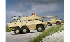 Cockerill - Model LCTS 90MP - Weapons Systems