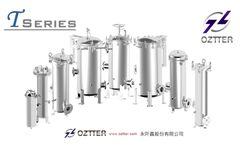 OZTTER T series - Filter Cartridge Housing