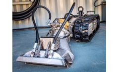 Ecorobotics - Model H5 - Robotic Cleaning System (RCS)