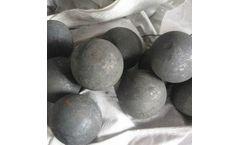 HUAMIN - Model B2 - Steel Balls for Ball Mill Grinding
