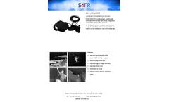 Satir - Model UTR50/75 - Handheld Infrared Camera for Security & Surveillance Applications Brochure