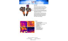 Satir - Model D300 - Thermal Imaging Camera Brochure