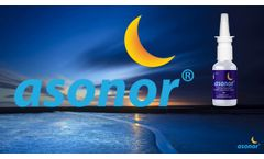 Why do we snore and how to use Asonor- Video