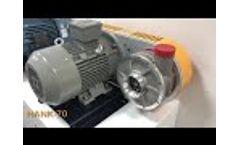 The Dereike high-speed blower- Video