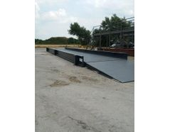 Rail and rail road weighbridges available at Eagle Weighing Syst