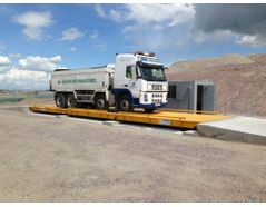 High-resistance low-profile weighbridges for sale in kampala