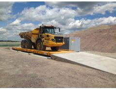 Automatic weighing by Weighbridges at Eagle Weighing Systems