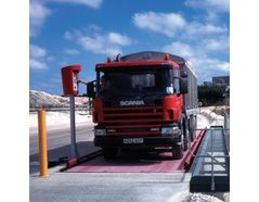 Tandem Axle Weighbridges at Eagle Weighing Systems Uganda