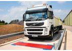 80 ton weighbridge - 80 ton weighbridge
