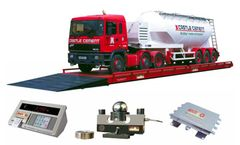 Commercial Truck Weight Scales - Commercial Truck Weight Scales