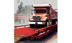 Weighbridge Suppplies 60 Ton Truck Scale - Weighbridge Suppplies 60 Ton Truck Scale