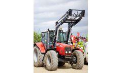 TCF - Model MTS - Metal-Technik Tractor Front Loaders