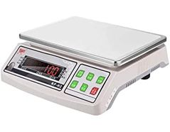 Stainless steel electronic weighing scales