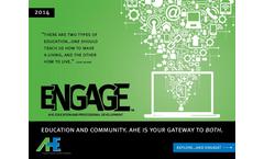 ENGAGE 2014 Brochure