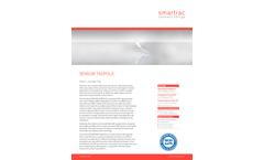 Axzon Magnus - Model S2 - Sensor Tadpole Water Leakage Tag Brochure