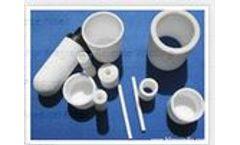 Blinex Polypor - Porous Plastic Filter Candles