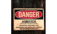 UK HSE warns: unlicensed stripping of asbestos will be penalised
