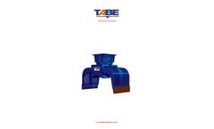 Tabe - Model PT - Handling and Demolition Grapples Brochure