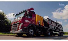 IncinerPro - Mobile Animal Waste Incinerator for outbreak diseases - Video