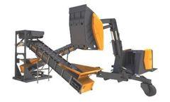 Hartl - Model PE909 - Concrete Tie Recycler (CTR )